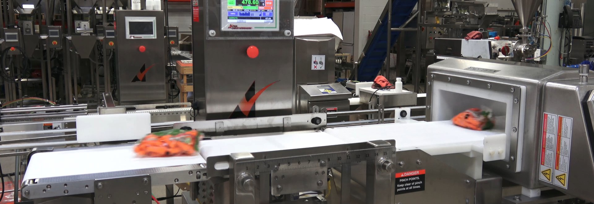 Checkweigher Machines l All-Fill Inc.